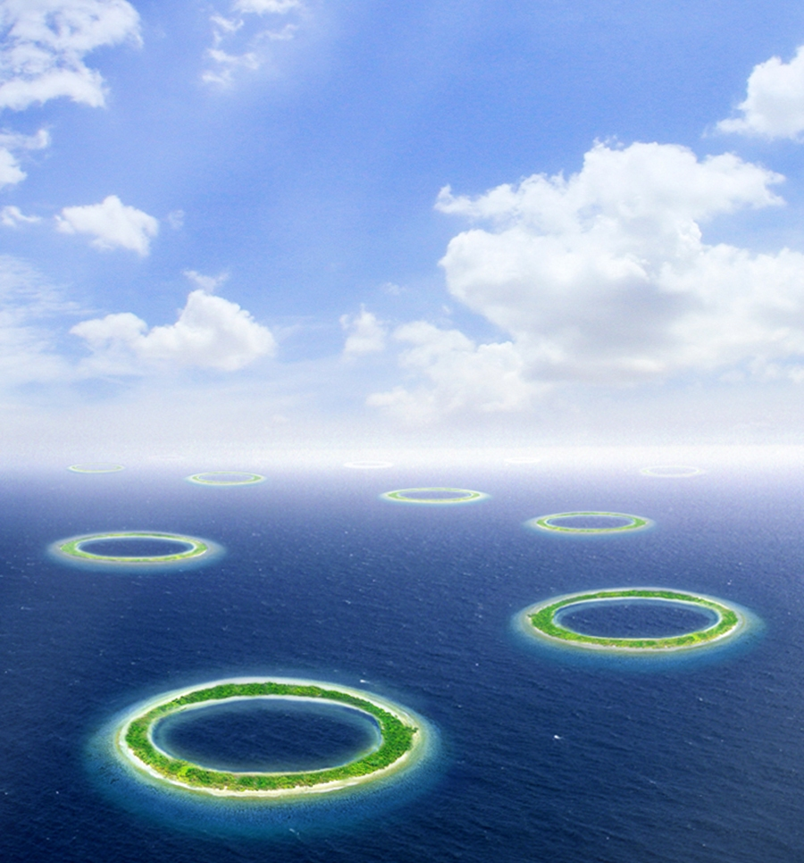 01 atoll cluster 02