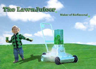 THE LAWNJUICER BY CHARLES LEE