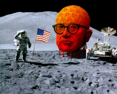 Bucky Fuller Landing