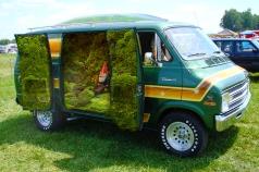 Terrarium Van at Somerset Garden Festival