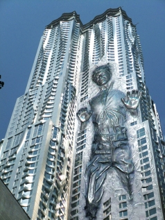 Frank Gehry Strikes Back: Carbonite Tower