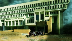 """HONORABLE MENTIONS: THE BRUTAL AWARD: """"BRUTALIST ARCHITECTURE: THE SURVIVORS OF ARCHITECTURAL HISTORY"""" BY ANSON TSE"""