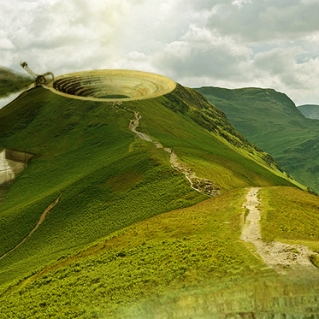 """BEST REDEFINED CATBELLS NORTHERN ASCENT: """"FLIP ONE'S LID"""" BY ROBERT SALMON"""
