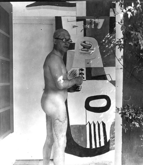 nude corbusier