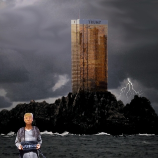 """Trump Tower, Azkaban"" by Taryn Bone"