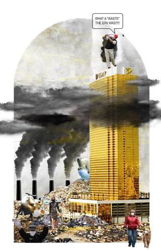"""""""Hell Toupee"""" by Adriana Davis & Maria Syed"""