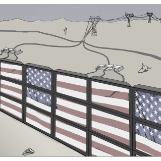 """Ignorance Wall"" by Sebastián Rodríguez Lemoine (Sebazo)"